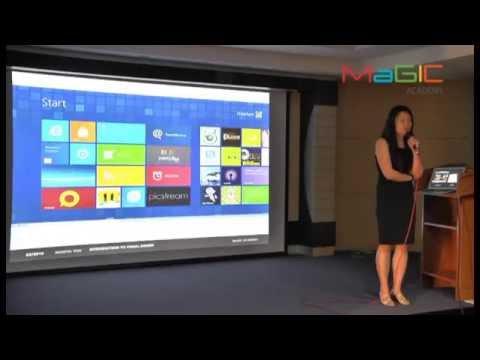 MaGIC Academy - Mariya Yao - Brand Strategy & Visual Design