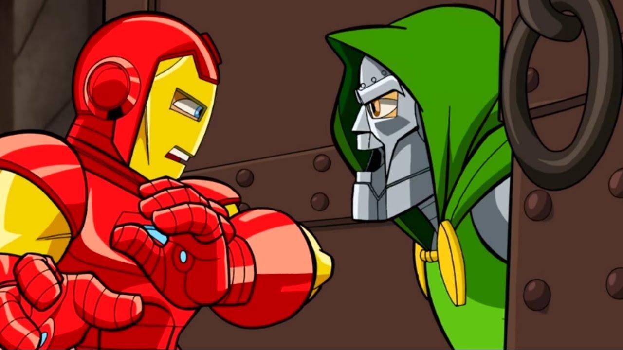 MARVEL | Отряд супергероев - Сборник 6 - Все серии подряд