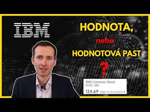 Akcie IBM: Proč nemusí stačit ani 5% dividenda