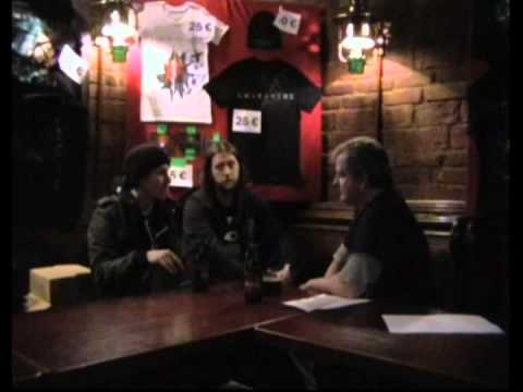 Interview with Amaranthe Henry's Pub- Kuopio Finland