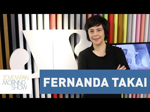 Fernanda Takai - Morning Show - 17/04/17