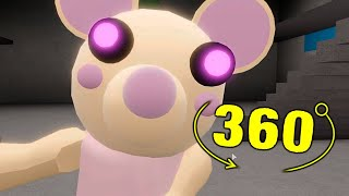 ROBLOX PIGGY MOUSY JUMPSCARE 360 - Roblox Piggy Mousey New Update