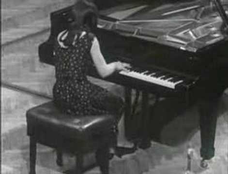 """Martha Argerich play Chopin """"Polonaise N°6 l'heroique"""""""