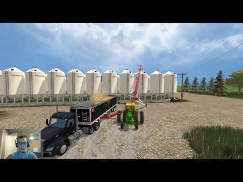 Dad's Farm V2 Episode 14-Still Hard At Wheat Harvest