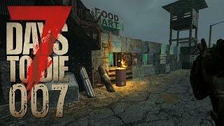 7 Days to Die [007] [Das Dorf der tausend Leichen] (ReUp) [Let's Play Gameplay Deutsch German] thumbnail