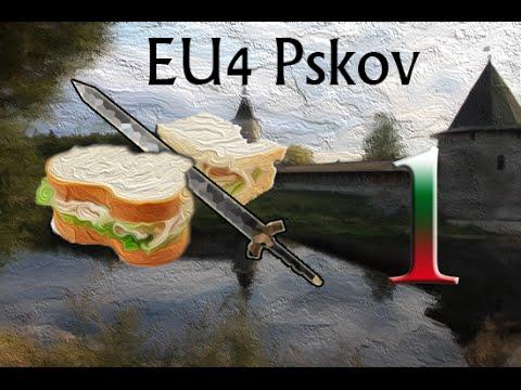 Let's Play EU4 - Pskov 1