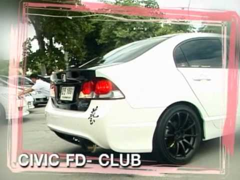 Guru Test Car - Honda Civic FD Part 2