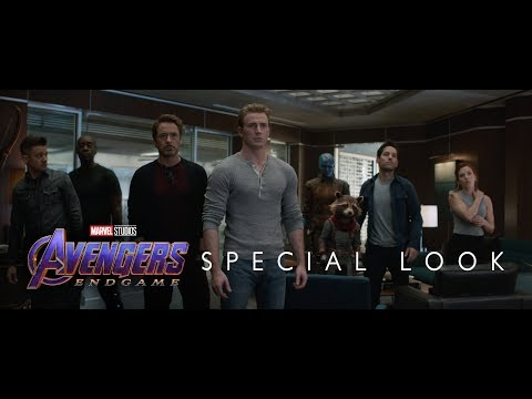 Dickerman - A New Avengers Trailer Dropped Today