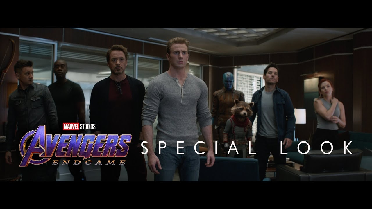 Marvel Studios Avengers Endgame Special Look Youtube