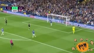 Everton 0 x 3 Chelsea - Melhores Momentos - Campeonato Inglês (30/04/2017) HD