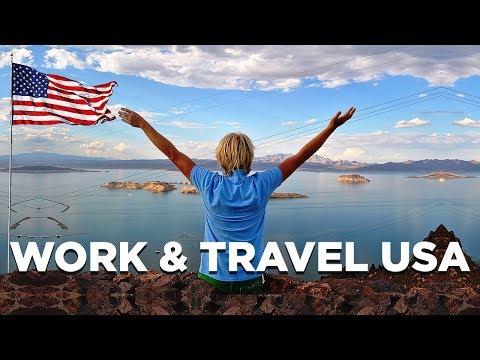 WORK & TRAVEL USA - ЗАРАБОТОК, РАБОТА И ПУТЕШЕСТВИЯ В США