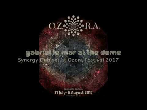 Gabriel Le Mar · Synergy Dub Set at the Dome · Ozora Festival 2017
