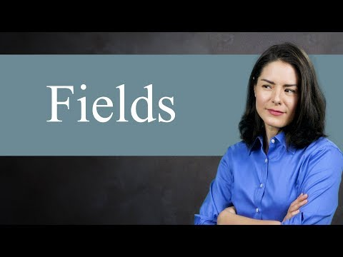 Field Definition (expanded) - Abstract Algebra