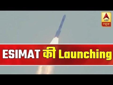 ISRO Launches EMISAT, 28 Nano Satellites From Space Centre In Sriharikota | ABP News