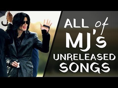 A Compilation of EVERY Unreleased Michael Jackson Song (1977 - 2009) Mp3