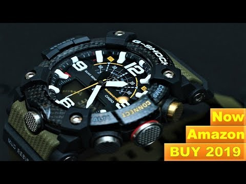TOP 7 BEST EXPPENSIVE CASIO G SHOCK WATCHES TO IN 2019 AMAZON