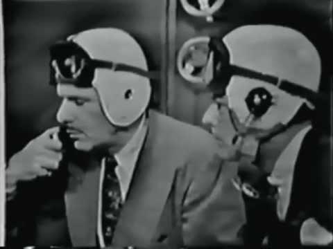 Captain Video (1950's Sci-Fi TV show episode 5)