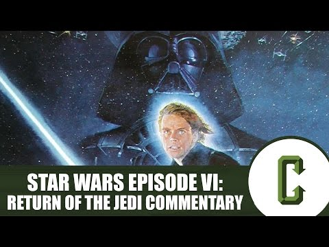 Star Wars Episode VI: Return of the Jedi Commentary