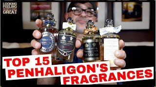 Top 15 Penhaligon