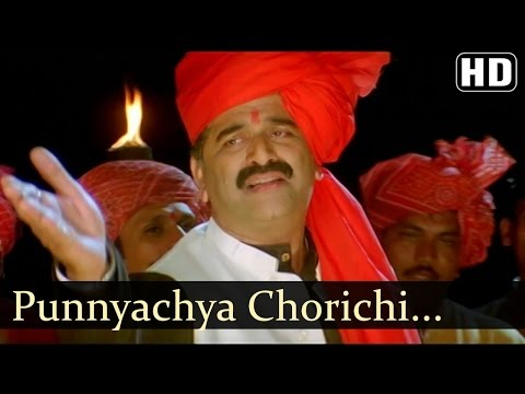 Punnyachya Chorichi Katha Sangto Aata | Davpech Songs | Girish Oak | Patriotic | Powada