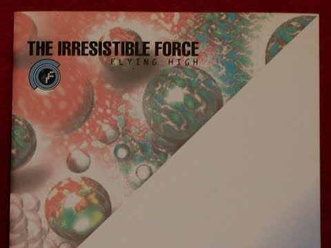 THE IRRESISTIBLE FORCE -  MOUNTAIN HIGH - LIVE W/ TERENCE MCKENNA