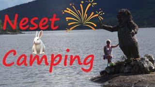 #47 Neset Camping w Byglandsfjord Norwegia