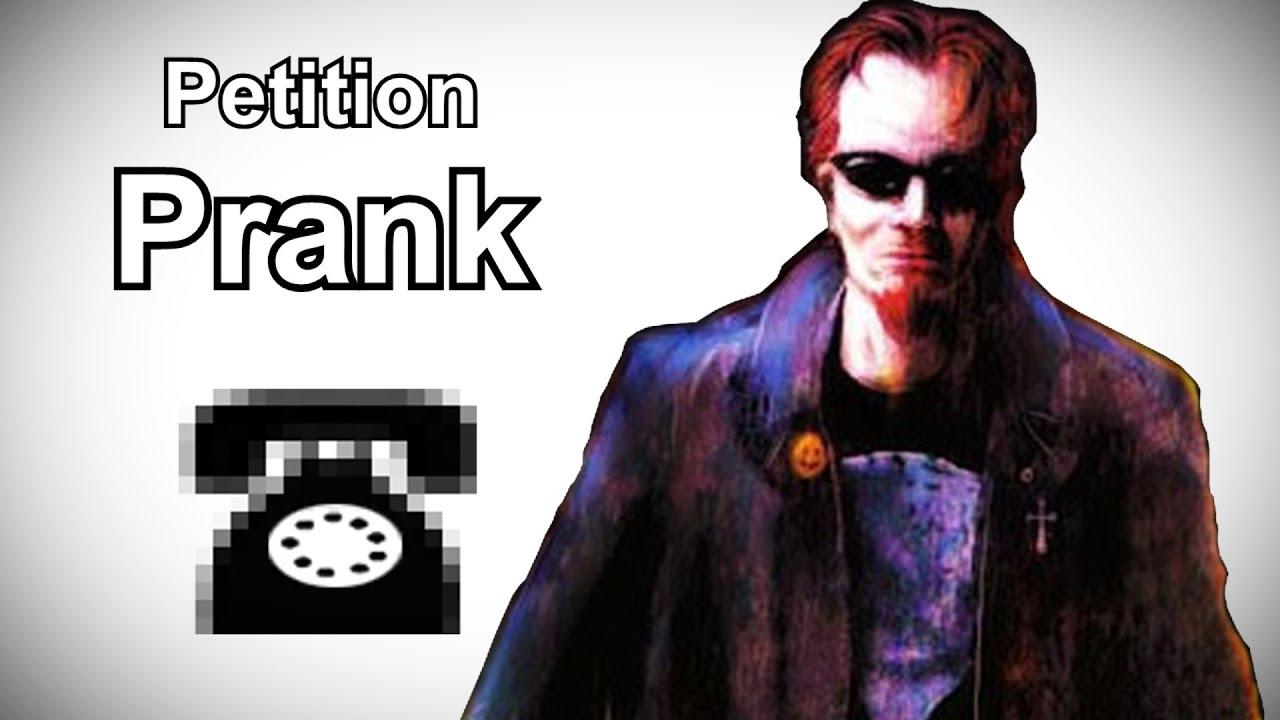 Postal Dude Calls For Signatures Postal 2 Prank Call Youtube