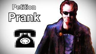 Postal Dude Calls for Signatures - Postal 2 Prank Call