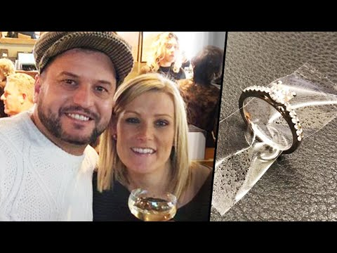 Curtis - Man Drops Engagement Ring Down Sewer Grate