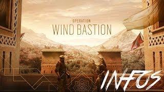 Operation Wind Baston Infos | Neue Map und 2 neue Operator - Rainbow Six Siege