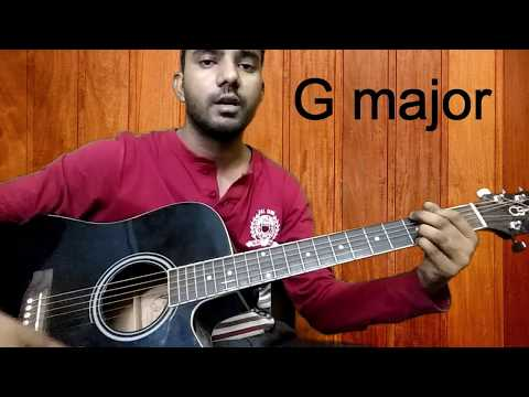 Give Me Some Sunshine (Lesson) - Easy| Three idiots | guita chords