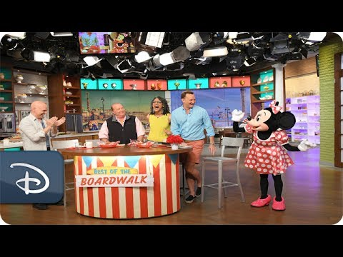 Magical Culinary Adventure Sweepstakes - The Chew | Walt Disney World