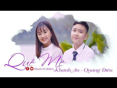Tan chảy trước giọng hát của Thần Đồng Bolero Nhí Khánh An - Quang Diễn: Quê Mẹ - MV Official 4K