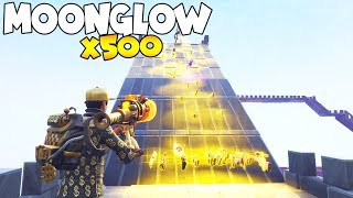 Raging Scammer Scams 500 Moonglow Crystal (Scammer Gets Scammed) Fortnite Save The World