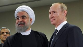 Eric Shawn reports  Moscow and Tehran, together