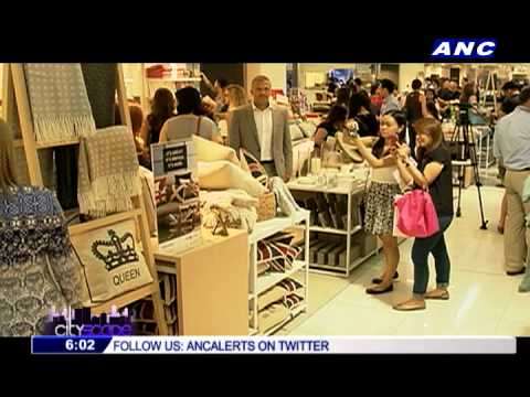 John Lewis furniture opens in Manila