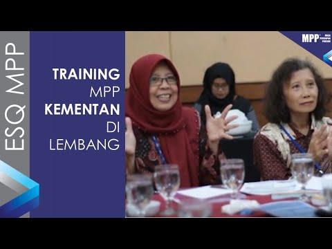 ESQ MPP - KEMENTAN - SEPT 2019