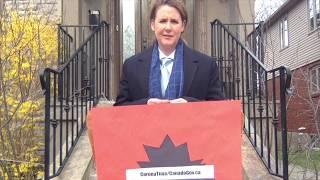 Dina Pino Prime Minister Trudeau Speaks