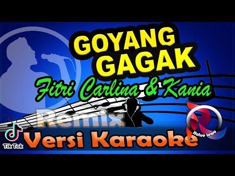 Download Goyang Gagak - Fitri Carlina & Kania Remix Karaoke Tanpa Vocal Mp4 baru