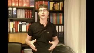 Was bedeutet die DSGVO für Sie? Teil 1 - Rechtsanwalt Dr. Christian Zeilinger