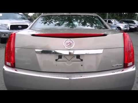 2008 cadillac cts sedan in framingham ma 01702 youtube. Black Bedroom Furniture Sets. Home Design Ideas