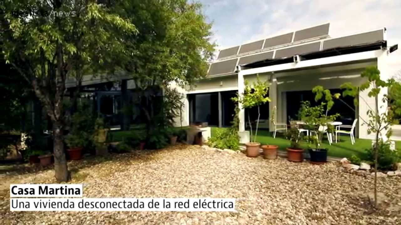 As es por dentro una casa autosuficiente youtube - Que es una casa ecologica ...