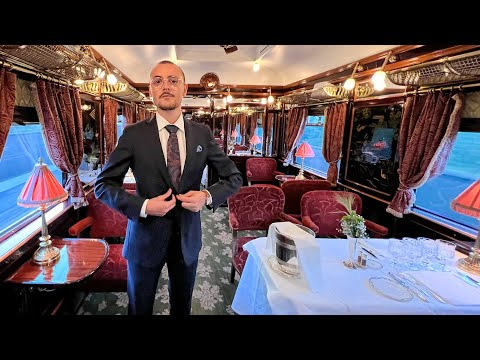 Viaggio a bordo dell'Orient Express - Esperienza Completa sul treno più famoso del mondo