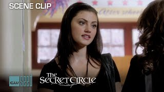 The Secret Circle | The Craft Movie Turns Into Reality | CW Seed