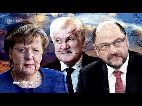 Vertrauen, Wahrheit, Sicherheit – was ging 2017 verloren? - Maybrit Illner am 14.12.2017