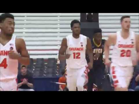 Highlights | Syracuse vs. UNC Greensboro