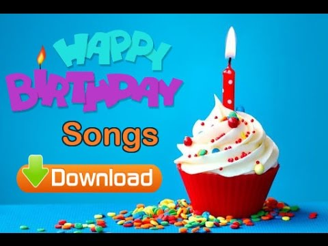 How To Download Happy Birthday Songs Youtube