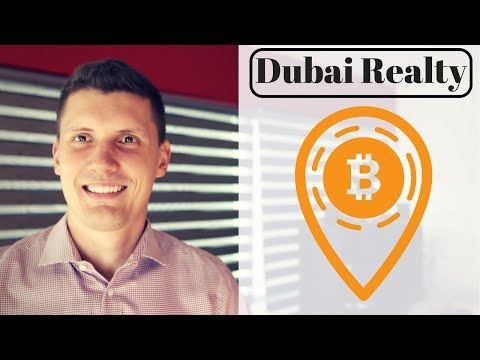 Buy property with bitcoin in Dubai!