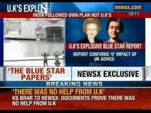 Operation Blue Star: Watch exclusive NewsX report of British Army involvement