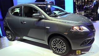 2016 Lancia Ypsilon - Exterior and Interior Walkaround - 2015 Frankfurt Motor Show